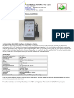 Surface Resistivity Meter-Boschstat