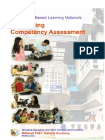 6 conduct competency assessment