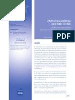 Oftalmología básica para pediatras
