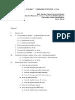02 La Actividad Del Notario y Los Diversos Tipos de Actas II