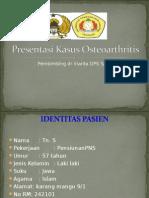 Presentasi Kasus Osteoarthritis.ppt