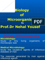 1-Biology of Microbes I