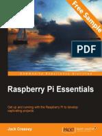 Raspberry Pi Essentials - Sample Chapter