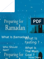 Ramadan Power Point Presentation