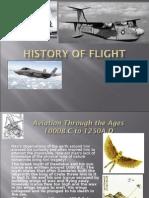 History of Flight.ppt