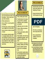 advocacy project portfolio
