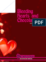 Bleeding Hearts and Chocolates