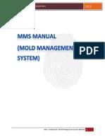 MMS Manual Contents Ver 1