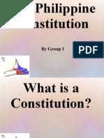 Philippine Constitution Pptss