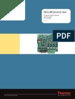 1-0479-008-C_232-485 Converter Card