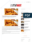 7 Quick Fix Recipes for the Fast You _ TimesCityTimescity Blog