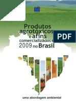 Produtos Agrotoxicos Comercializados Brasil 2009