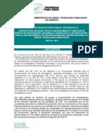 Tdr Reconocimiento y Medicion de Grupos 15-10-2014 Version Consulta 1 0