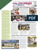 Hudson~Litchfield News 4-24-2015