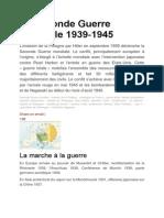 La Seconde Guerre mondiale 1939.docx