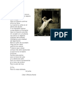 Poemas - César Olivares
