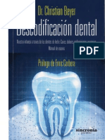 Decodificacion Dental