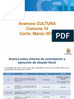 Cultura c15 - Definitiva