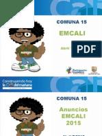 EMCALI - C15 DEFINITIVA