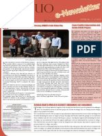 Kituo Newsletter March 2015