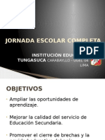Ppt Jec Ie Tungasuca - Carabayllo