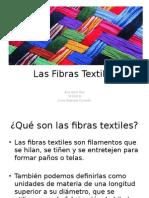 Las Fibras Textiles
