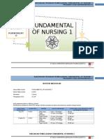 Fundamental of Nursing 1