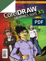 Corel Draw Graphic Novel