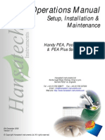 Manual Handypea Pocket PEA