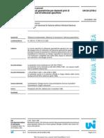 Norme Uni en 22768-2-Disegno Tecnico-Tolleranze Generali