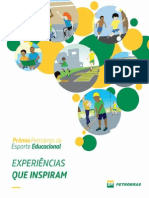 Premio Petrobras de Esporte Educacional Experiencias Que Inspiram