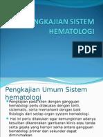 Pengkajian Sistem Hematologi (1)