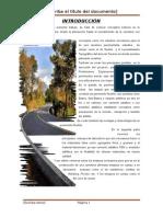 Infraestructura Vial en El Peru