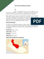 Aspectos San Vicente Del Caguan