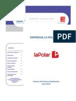 Analisis FODA empresa LAPOLAR