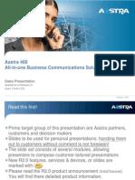 Aastra 400 SalesPresentation R2.0