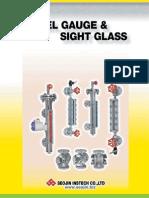 Level Gauge Sight Glass Catalog Final