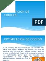 Optimizacion de Codigos