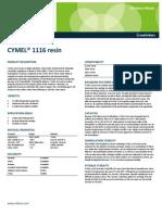 CYMEL 1116