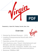 Virgin limited Slides