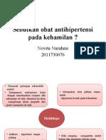 obat anti hipertensi pada kehamilan