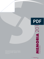Memoria Financier a 2010