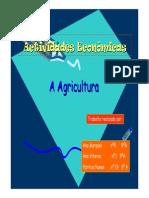 Agri Cultura 9 A