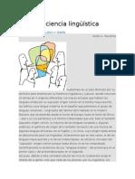 ciencia lingüística.docx