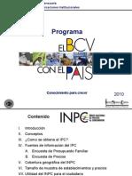 Present INPC Feb 2010..