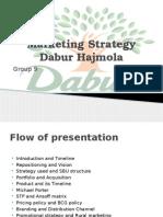 Market Strategy of Dabur Hajmola