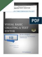 Vb Text Editor
