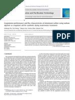 Separation and Purification Technology Volume 95 issue none 2012 [doi 10.1016%2Fj.seppur.2012.05.009] Caihong Wu; Yan Wang; Baoyu Gao; Yanxia Zhao; Qinyan Yue -- Coagulation performance and floc chara.pdf