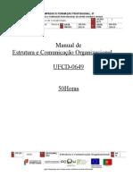 Estrutura e Comunicação Organizacional-WORD