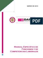 Manual de Funciones Consolidado Dane Planta 03032015(1)